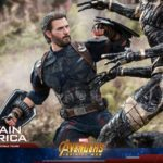 Hot Toys reveals its Captain America Movie Masterpiece figure from Avengers: Infinity War