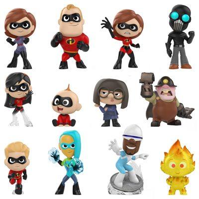 Funko S Incredibles 2 Pop Vinyl Figures Unveiled