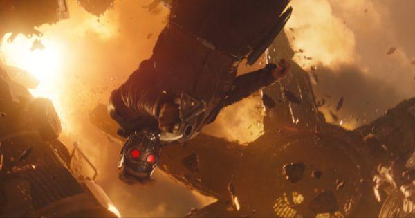 star-lord infinity war