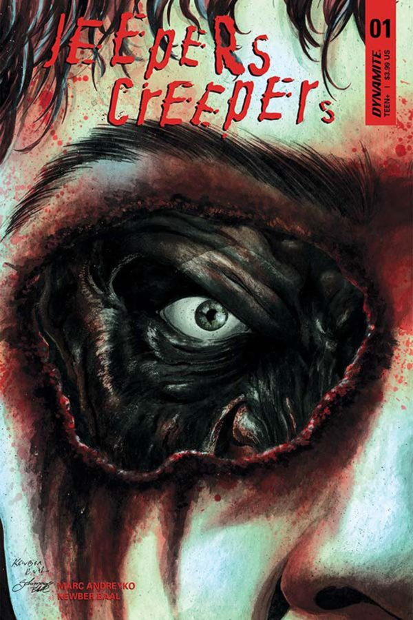 Preview of Jeepers Creepers #1 | Flickering Myth