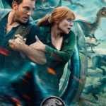 Chris Pratt and Bryce Dallas Howard featured on new Jurassic World: Fallen Kingdom poster