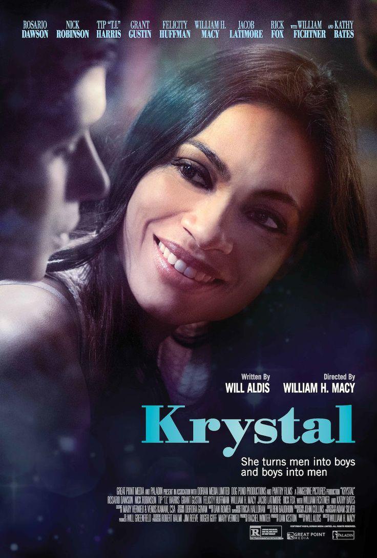 Movie Review - Krystal... Rosario Dawson