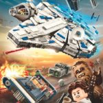 Solo: A Star Wars Story gets the LEGO Star Wars treatment with new poster