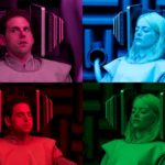 First-look images from Netflix's Maniac starring Jonah Hill and Emma Stone