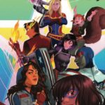 Squirrel Girl and Ms. Marvel team up in Marvel Rising #0, check out a preview here