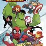 Spider-Man and Black Panther team up in preview of Marvel's Super Hero Adventures #1