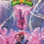 Shattered Grid continues in Mighty Morphin Power Rangers #26, check out a preview here