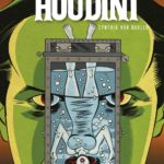 Preview of Minky Woodcock: The Girl Who Handcuffed Houdini #4