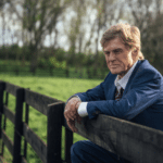 First images of Robert Redford in his final film Old Man and the Gun