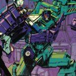 Comic Book Review – Optimus Prime #17