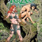 Preview of Red Sonja/Tarzan #1