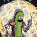 'Let the Rick One In' begins in Rick and Morty #37, check out a preview here
