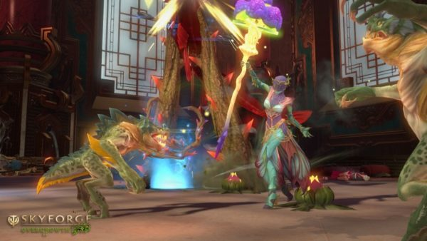 Giveaway - Win an Xbox One code for the Skyforge: Overgrowth