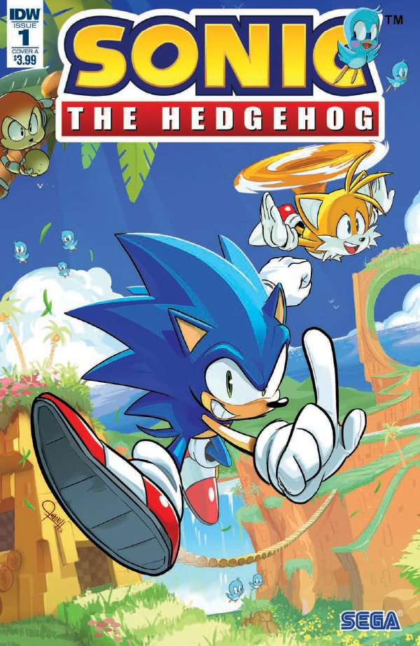 preview of sonic the hedgehog 1