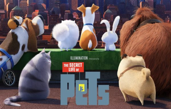 Harrison Ford Patton Oswalt And More Join The Secret Life Of Pets 2