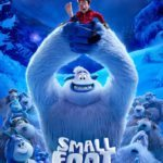 New poster and trailer for animated adventure Smallfoot