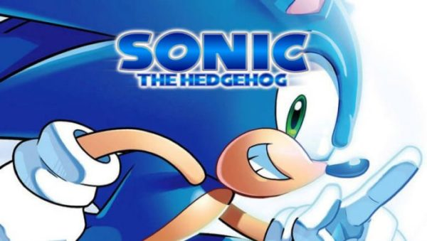First Logo For The Sonic The Hedgehog Movie Revealed