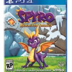 Spyro Remastered Trilogy title, release date, and screenshots leaked