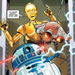 Preview of Star Wars Adventures #9