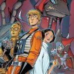 Preview of Star Wars Adventures Annual 2018