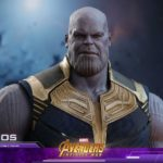 Hot Toys' Avengers: Infinity War Thanos Movie Masterpiece Series figure unveiled