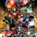 Preview of The Avengers #1
