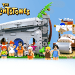The Flintstones LEGO Ideas project achieves 10,000 supporters