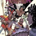 Black Panther's Dora Milaje meet the X-Men in Wakanda Forever