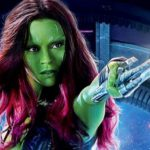 Zoe Saldana on Gamora's relationships with Thanos and Star-Lord in Avengers: Infinity War