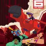 IDW to publish Big Hero 6: The Series comics
