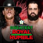 Daily Wrestling News Roundup – Surprising Match Announced for 'The Greatest Rumble Ever' Event, Title Match Confirmed for Backlash, New Champion Crowned on Smackdown