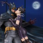 DC Bombshells Batman & Catwoman statue unveiled by DC Collectibles