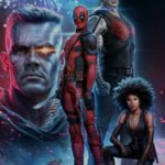 Rob Liefeld recreates a classic comic book cover with Deadpool 2 poster