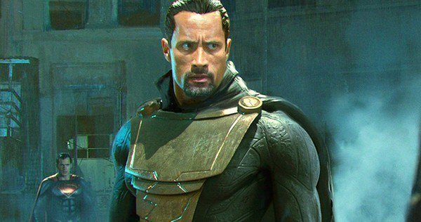 Black Adam won't appear in any Shazam! sequels until after his own