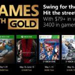 Xbox Games with Gold for May 2018 announced