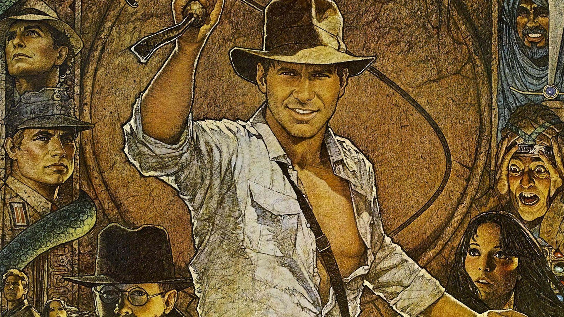 Harrison Ford says Indiana Jones 5 will shoot next year