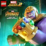 Battle Earth's Mightiest Heroes as Thanos in LEGO Marvel Super Heroes 2's Avengers: Infinity War DLC