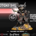 """Unboxing Loot Gaming """"Relic"""" featuring Sea of Thieves, God of War, Skyrim and Warcraft"""