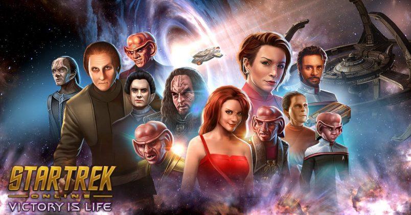 Star Trek Online Reveals Ds9 Cast Roster For Latest Expansion