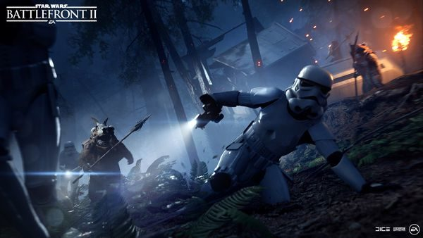 Embark On An Endless Star Wars Action Experience From The Bestselling HD Videogame Franchise Of All Time Rush Through Waves Enemies