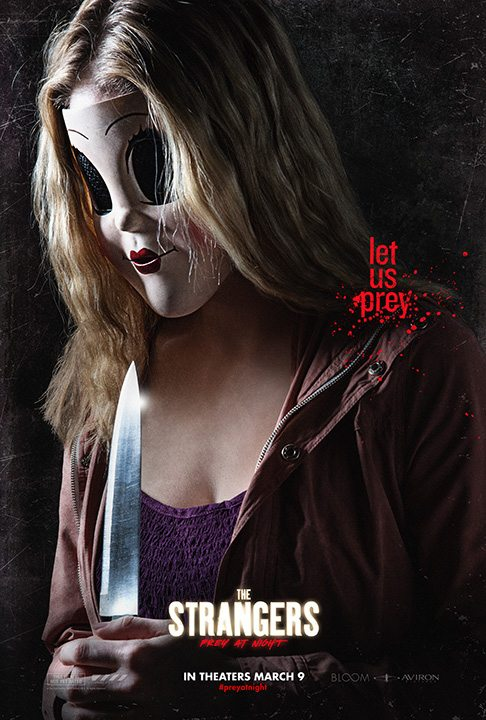 movie review � the strangers prey at night 2018