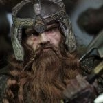 Asmus Toys' The Lord of the Rings Gimli figure available to pre-order now