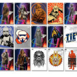 New Solo: A Star Wars Story character promo images revealed with Topps Trading Cards