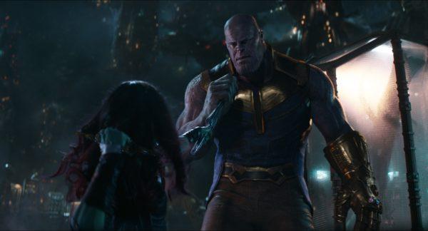 Avengers Infinity War Thanos (7)