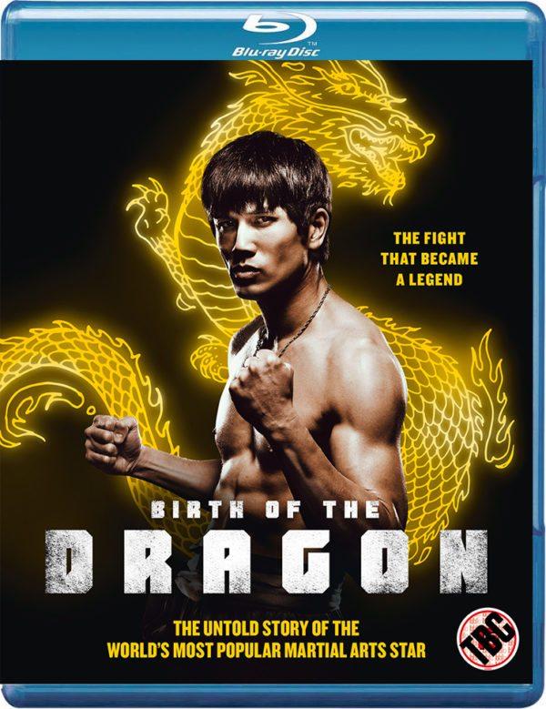 Giveaway - Win Bruce Lee biopic Birth of the Dragon on Blu
