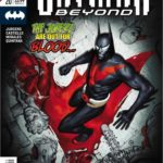 'Target: Batman' begins in Batman Beyond #20, check out a preview here