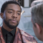 T'Challa and Everett Ross in new deleted scene from Marvel's Black Panther