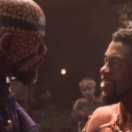 T'Challa and Zuri remember T'Chaka in deleted scene from Marvel's Black Panther