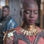 Watch a deleted Black Panther scene featuring Okoye and W'Kabi
