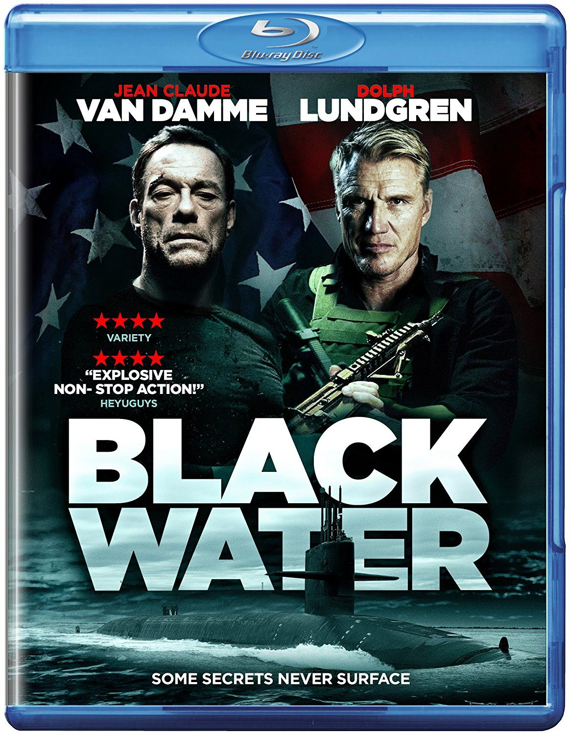 Blu-ray Review – Black Water (2018)